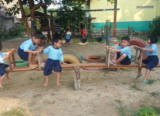 01. lekker spelen op het schoolplein